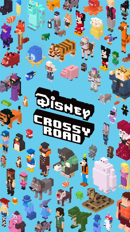Disney Crossy Road screenshot-4