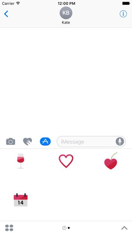 The Love Stickers screenshot-3
