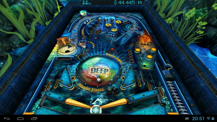 Pinball HD (iPhone) Classic Arcade,Zen,Space Games screenshot-3