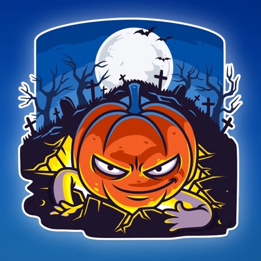 Halloween Ghosts Emoji Stickers - for iMessage