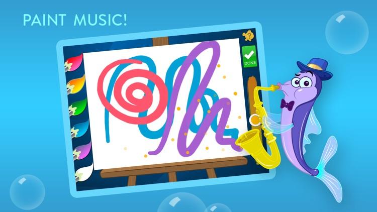 Musical Paint For Kids screenshot-3