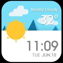 Weather Speed Maps Location Speedometer AdFree