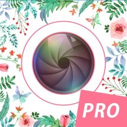 可愛いスタンプがいっぱい!人気カメラ加工アプリDecoplus Pro