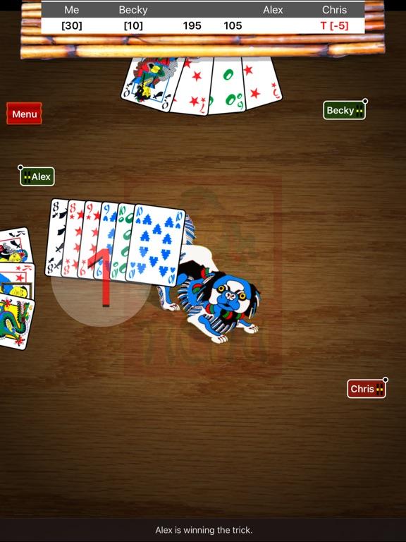 Screenshot #3 for Tichu