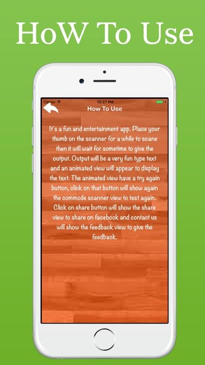 Poop Analyzer - Toilet Tracker Free screenshot-4