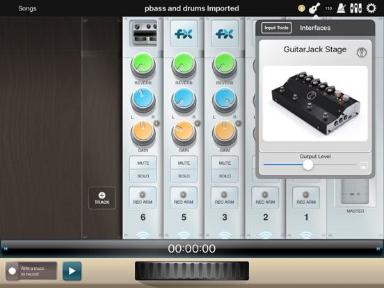 Screenshot #6 pour StudioTrack