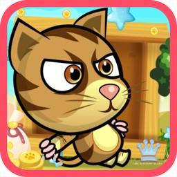 Super My Cat Hero : A Funny Fight adventure game for kids