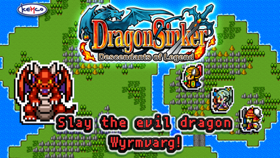 Screenshot from RPG Dragon Sinker