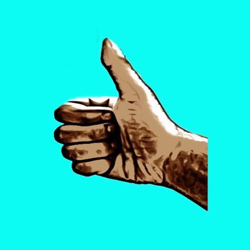 Hand gestures- Handgesten