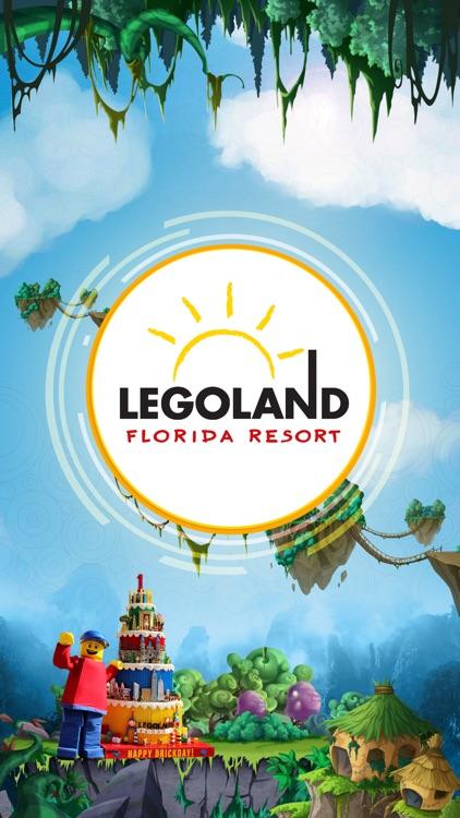 Great App for Legoland Florida Resort