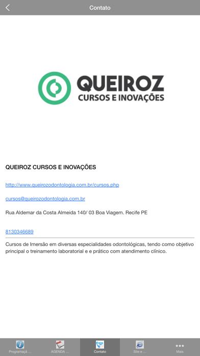 QUEIROZ CURSOS E INOVAÇÕES screenshot four