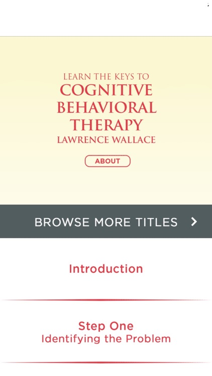 Cognitive Behavioral Therapy Meditation Audiobook