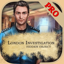 London Investigation - Hidden Object Pro