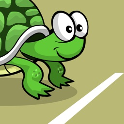 Go Tortoise - A Multiplayer Race Game of Fun and Run between 2 old rivals