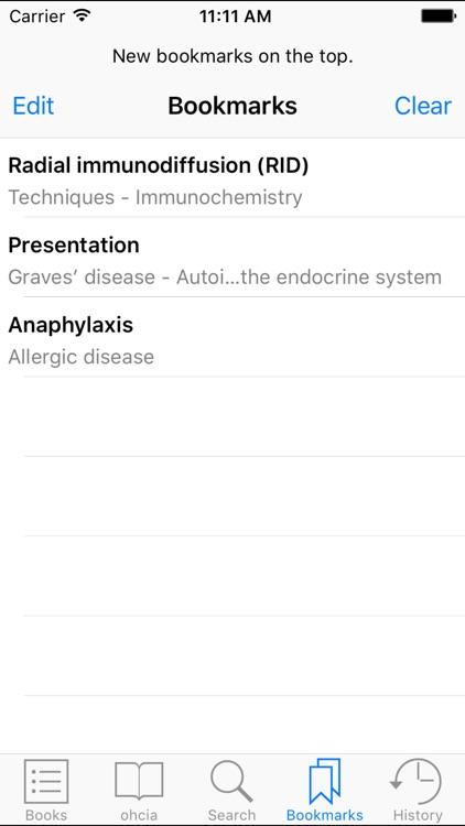 Oxford Handbook of Clinical Immunology & Allerg 3 screenshot-4