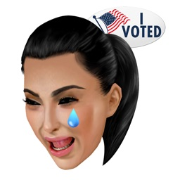 KIMOJI Stickers - Presidential Pack