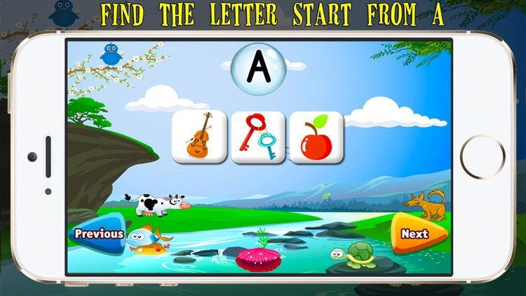 ABC Learning Games For Kids screenshot-3