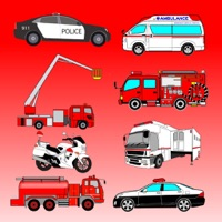 Codes for What's this Emergency Vehicle (Fire Truck, Ambulance, Police Car) ? Hack