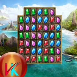 Jewel Candy Match Puzzle