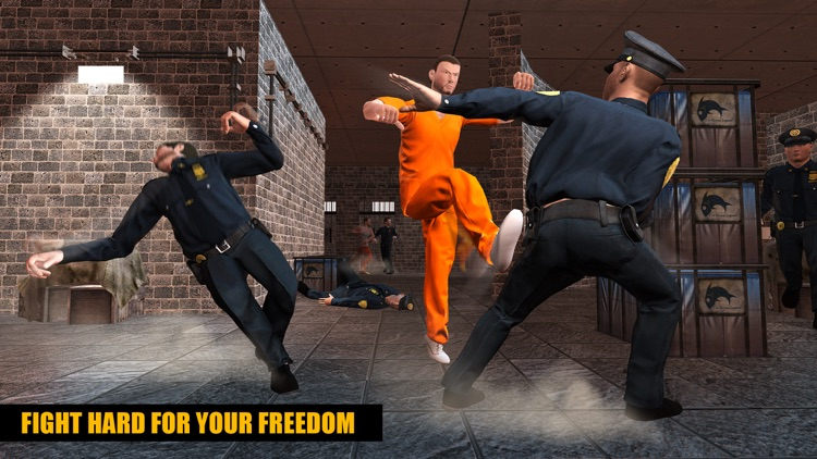 Prison Escape Criminal Squad screenshot-4