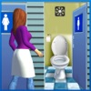 Emergency Toilet Simulator : Find Toilet In Rush
