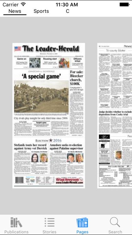 The Leader-Herald All Access screenshot-3