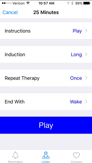 Screenshot for Quit Smoking with Andrew Johnson in Denmark App Store