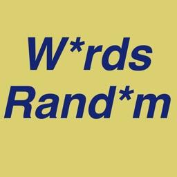 Words Random