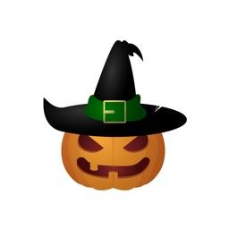 Halloween Pumpkins Stickers 2