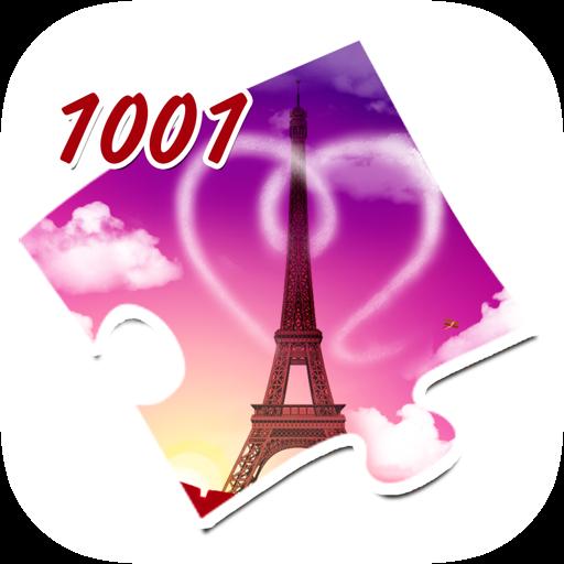 1001 Пазл Вокруг Света. Европа