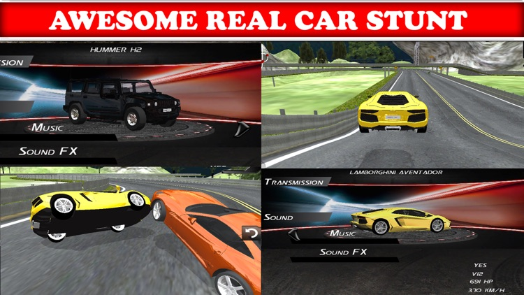 3D Fun Racing Game - Awesome Race-Car Driving FREE screenshot-4