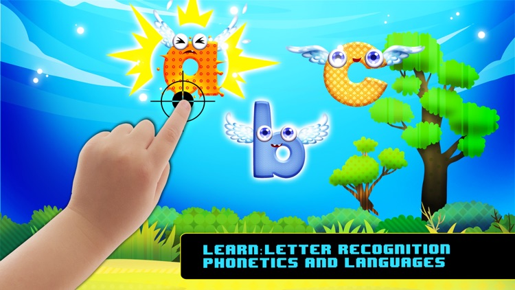 Alphabet Hunt- Teaching Letter and A to Z Phonics screenshot-1