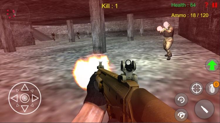 Shooting Terrorist Attack Game screenshot-3