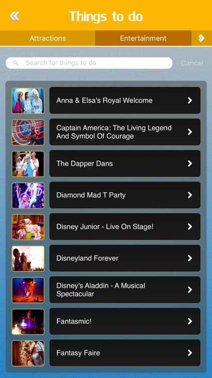 Best App for Disneyland California