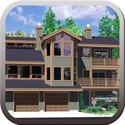 Contemporary - House Plans