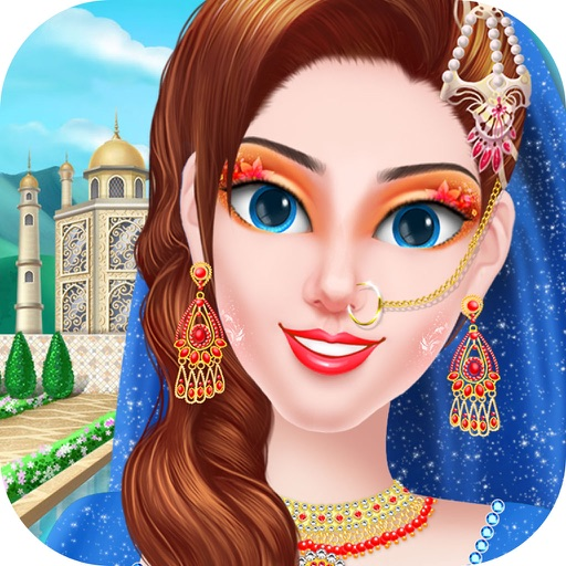 Indian Doll -  Bridal Fashion Saree Collection iOS App