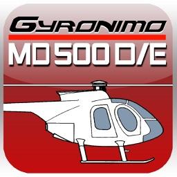 MD500D/E