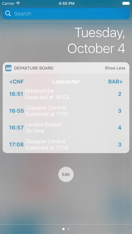 Departure Board screenshot-2