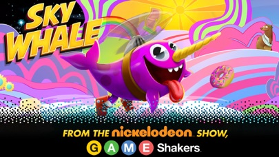 Sky Whale - a Game Shakers App app image