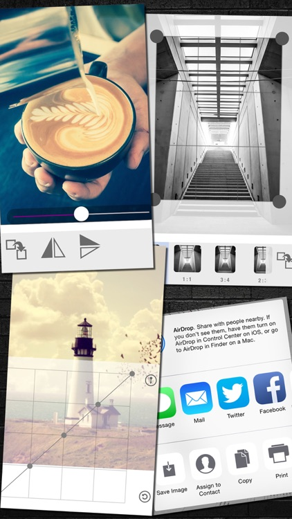 Retro Photo Editor - 1 touch automatic effects! screenshot-4