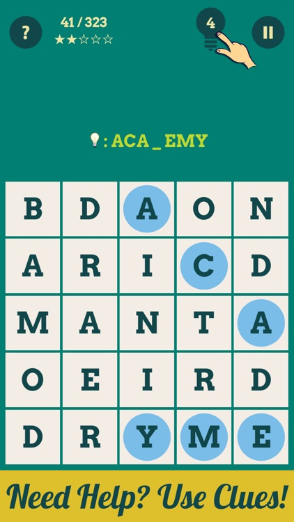 Brain Games : Words & Numbers for Brain Training screenshot-2