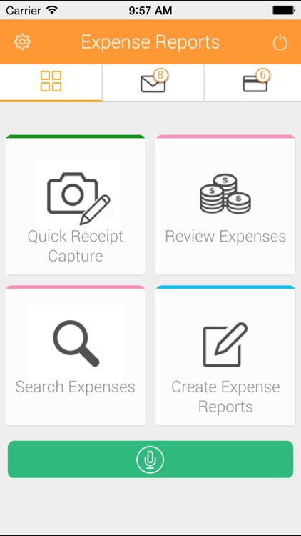 Expense Reports from AppZen