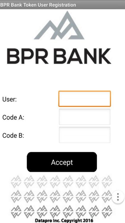 BPR Bank Token