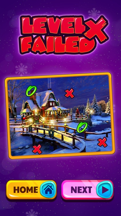 Spot the Difference Merry Christmas Find it Game.s screenshot-4