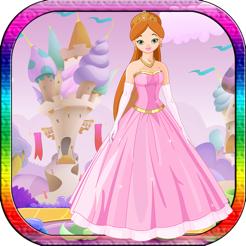Boyama Kitabi Prenses Dunyanin En Guzel Oyunlari App Store Da