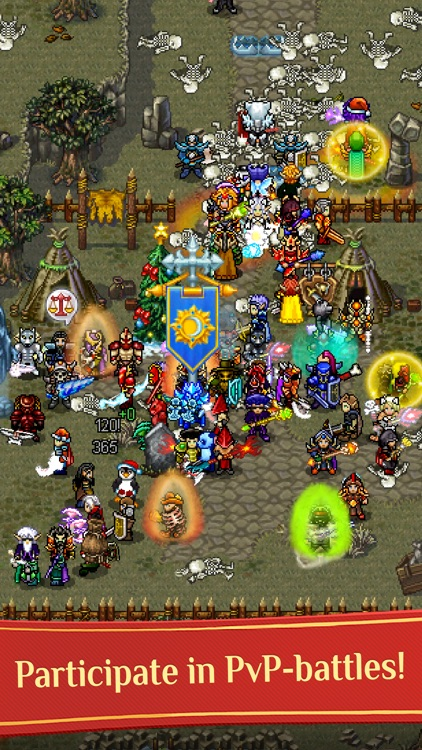 Warspear Online — MMORPG, MMO, RPG with open world screenshot-0