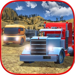 Cargo Truck Driver Simulator - Extreme 3D Driving