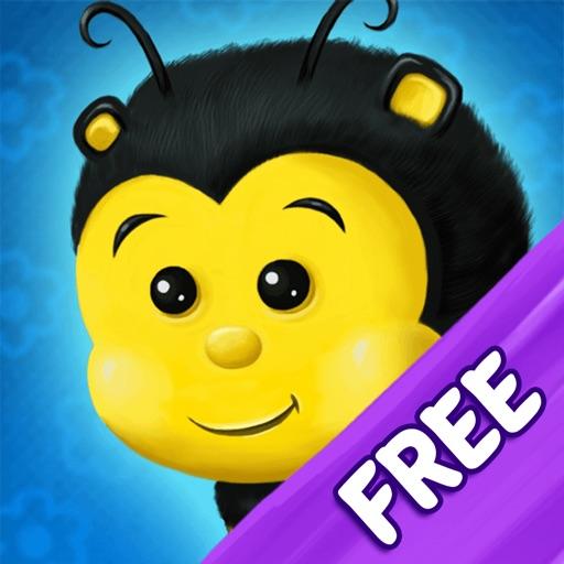 Пчела Вик: английский алфавит, няшный букварь free