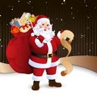Рождество фона & Сообщения Новый год icon