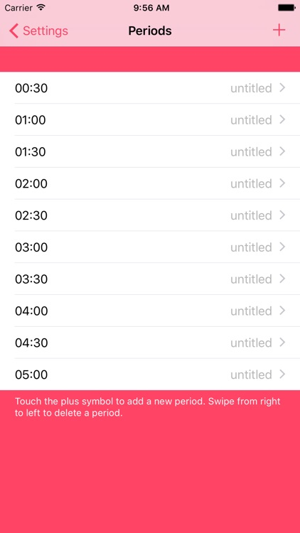 Workout Rest Timer screenshot-3